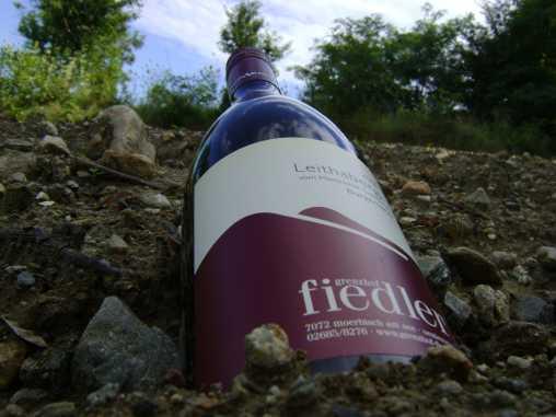 Leithaberg-Flasche komprimiert