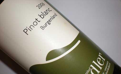 Pinot blanc 2006